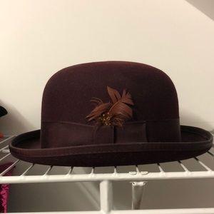 Accessories - Bowler Hat